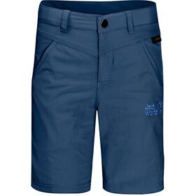 Jack Wolfskin Sun Spodnie krótkie Dzieci, ocean wave